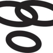 O-ring till stigrör , packning