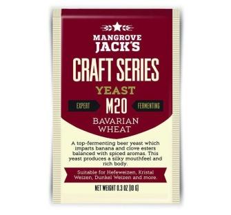 Bavarian Wheat Mangrove Jack's M20