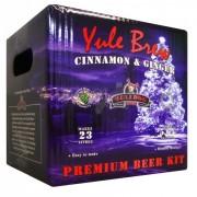 Julöl Bulldog Yule Brew