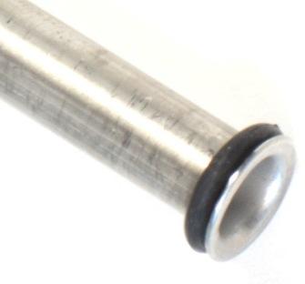 Stigrör för gas 18/9 l (46 mm)