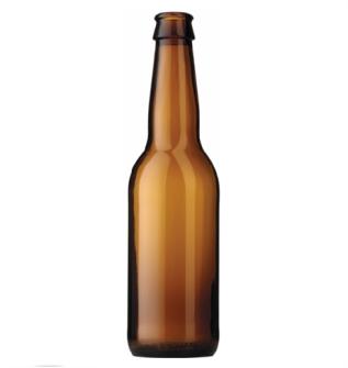 Flaska Longneck 33cl ölflaskor 24pack