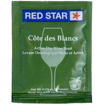 Red Star Côte des Blancs 5 g