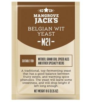 Belgian Wit M21 Mangrove Jacks