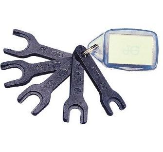 John Guest verktyg (nycklar)