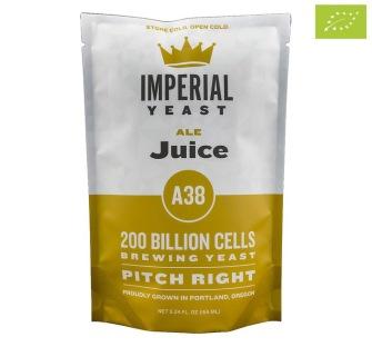 Juice (Imperial Yeast A38) ekologisk