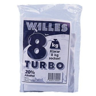 Willes Turbojäst