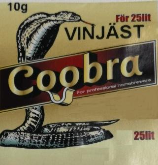 Ciderjäst Coobra