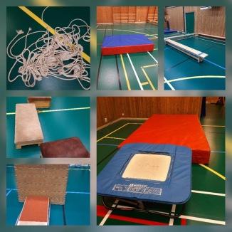 Klass Munin höll under fredagens redovisning i ett spännande och lärorikt skolval för kompisarna i åk 1-6.