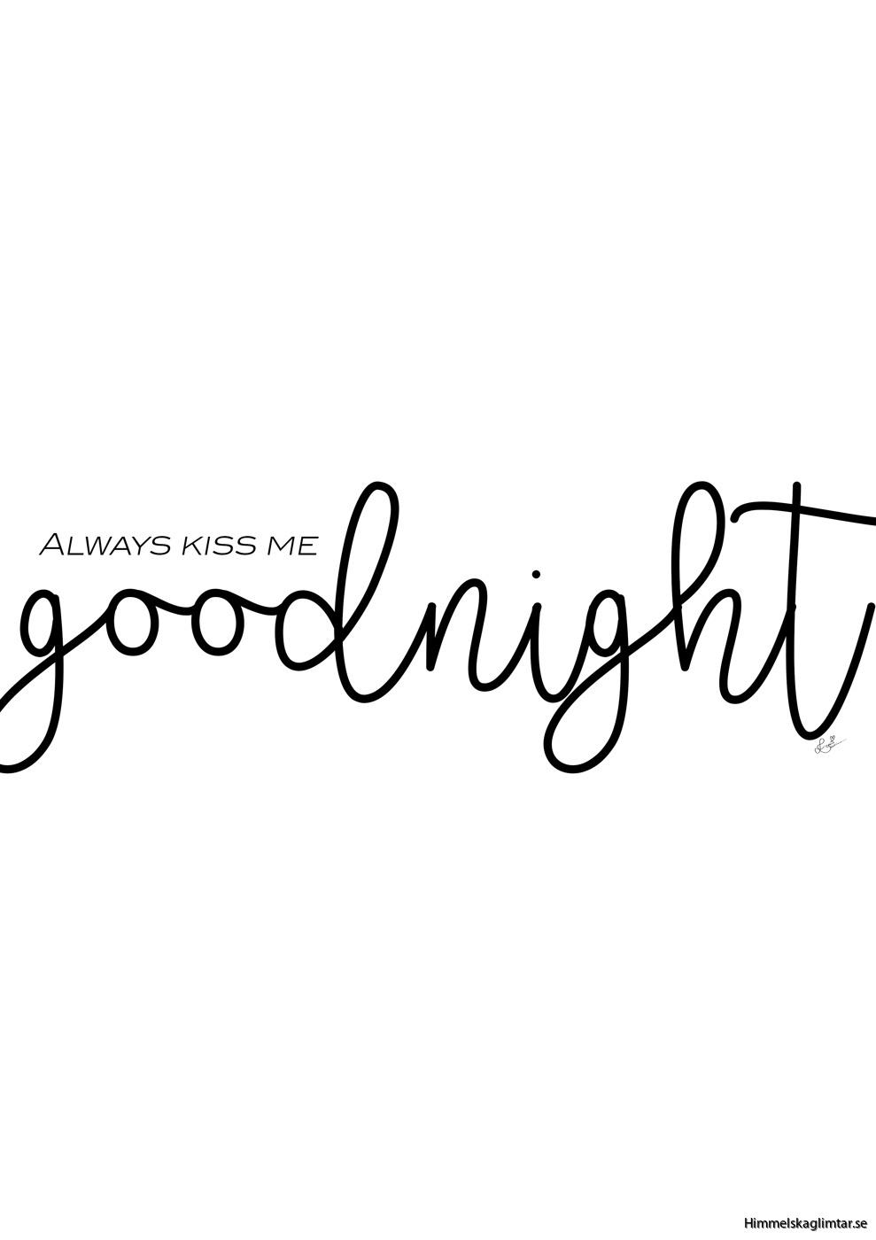goognight