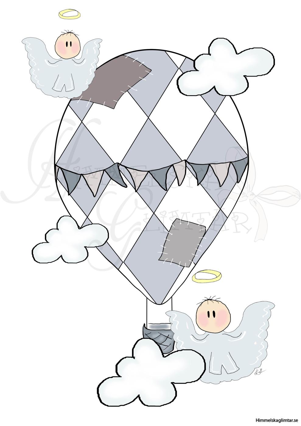 barnposter-blå-luftballong