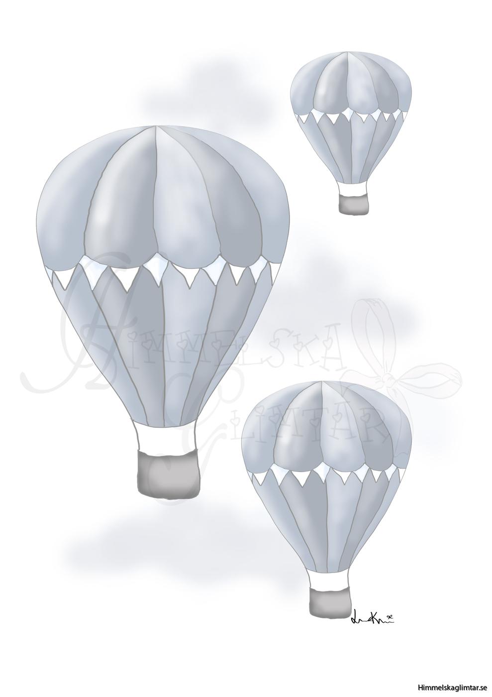 luftballongerdimmblå
