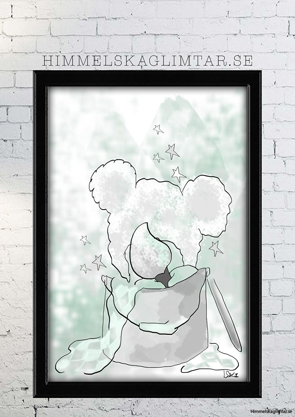 barnrum-barnrumsinredning-barnposter-poster-himmelskaglimtar-interior-pojke