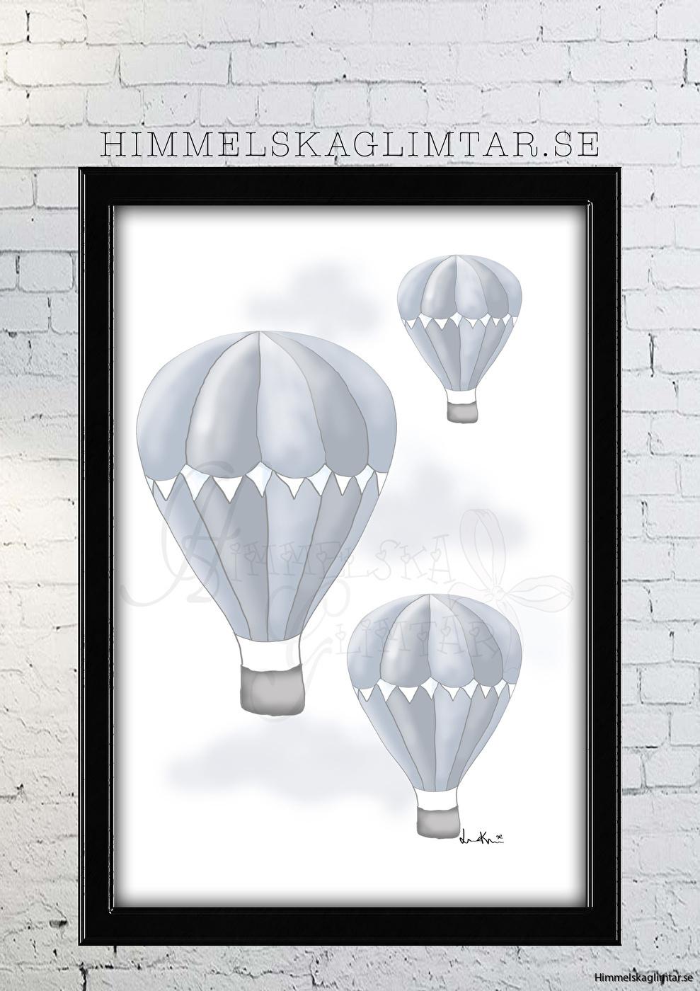 barnrum-barnrumsinredning-barnposter-poster-himmelskaglimtar-luftballonger