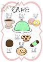 Café - Olika färger - Café mint A3 Laminerad