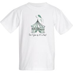 Barn T-shirt Don´t grow up, Mint - T-shirt Don´t grow up, Mint X-Small