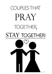 Couple that pray - Couple That Pray A5