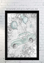 Bilen och Ballongerna