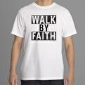 T-shirt Walk By Faith