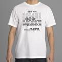 T-shirt Joh 3:16