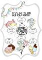 Candy Shop - Olika färger - Candy Shop grå A3