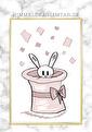 Kaninen i hatten