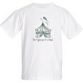 Barn T-shirt Don´t grow up, Mint - T-shirt Don´t grow up, Mint Large