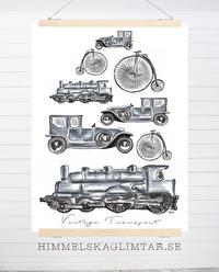 Vintage Fordon - Vintage Fordon A5