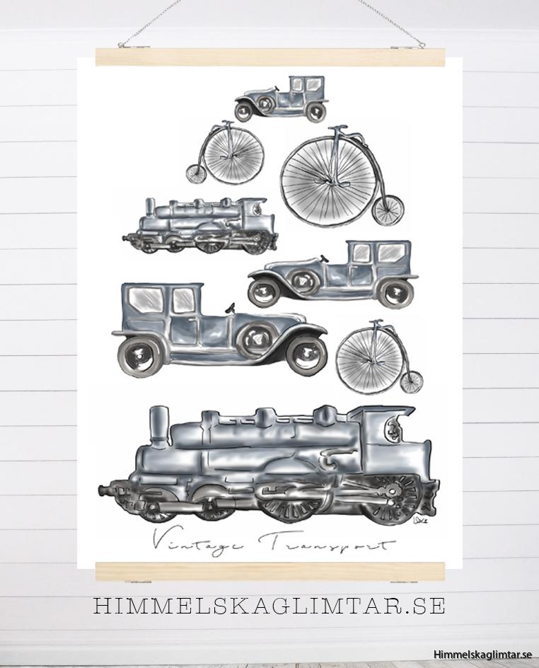 barnrum-barninterior-barnposter-fordon-himmelskaglimtar