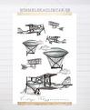 Vintage Flygmaskiner - Flygmaskiner A3