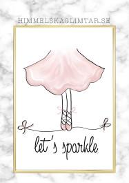 Let´s sparkle