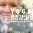 HATHAYOGA / YOGA MOT STRESS