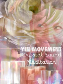 YIN MOVEMENT CRYSTALSOUND - YIN movement Crystalsound Onsdag 18.30-20.00 Månica
