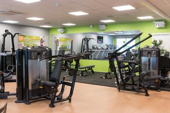 Gymmet i Stigslund
