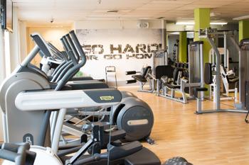 Gymmet på Brynäs