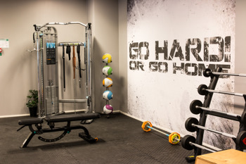 Gymmet i Söderhamn