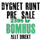 BOMHUS - 12-mån Gymkort Bomhus (allt direkt)