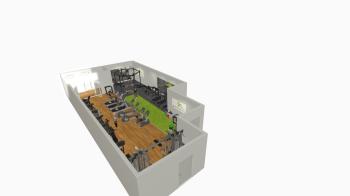 Gymmet i Bomhus (öppnar 18 augusti 2018)