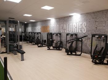 Gymmet i Bomhus