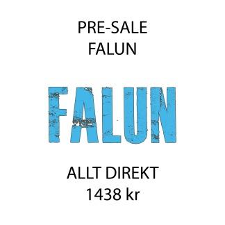 PRE-SALE FALUN - Allt Direkt -