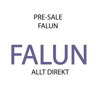 PRE-SALE FALUN - Allt Direkt - PRE-SALE FALUN