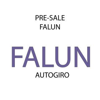 PRE-SALE FALUN C - Autogiro - Pre-sale Falun C 179 kr/mån