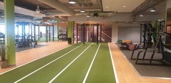 Gymmet i Falun centrum
