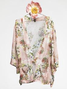 Barcelona Kaftan - Wild Flower, Pink - Size 1