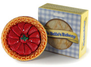 Mia Bella's Bakery - Strawberry Cream Pie