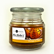 Oranges & Clove 9oz Jar