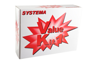 Systema PTW M4-A1 Value Kit 1 (Included Regular Gear Box) - Upgrade Kit (M130 Cylinder - Systema PTW M4-A1 Value Kit 1 (Included Regular Gear Box)