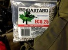 BB Bastard ECO 0.25g 6mm White 2000 rounds BBs