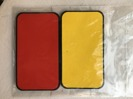 Team Patch Red/Yellow package