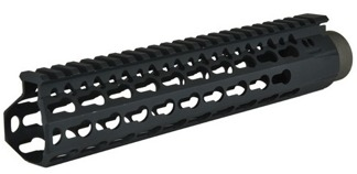 "DYTAC 9"" BRAVO Rail Systema PTW Profile - Black"