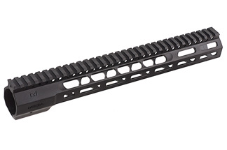 PTS Mega Arms Wedge Lock 12 inch Rail for M4 GBB - BK